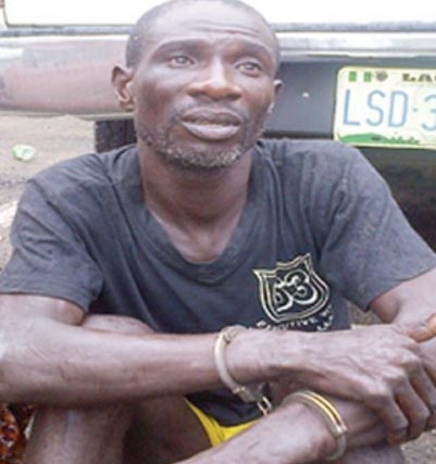 Police nabs Ikorodu schoolgirls kidnapper during love making