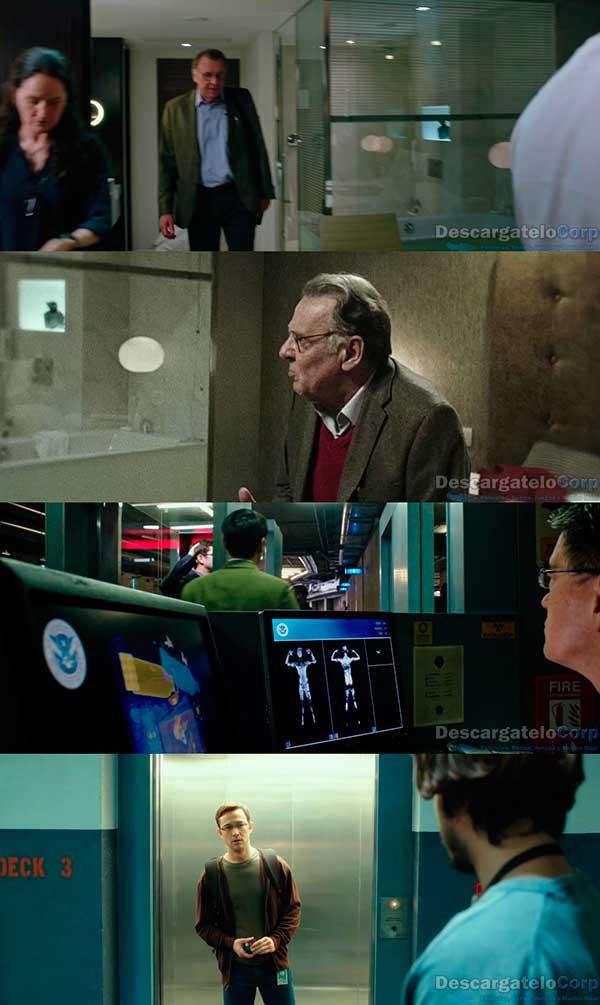 Snowden (2016) HD 720p Español Latino