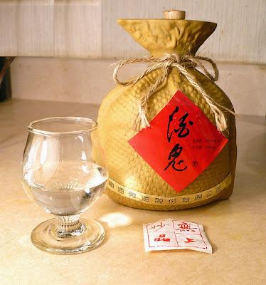 เหล้าไป๋จิ่ว (Baijiu, 白酒)