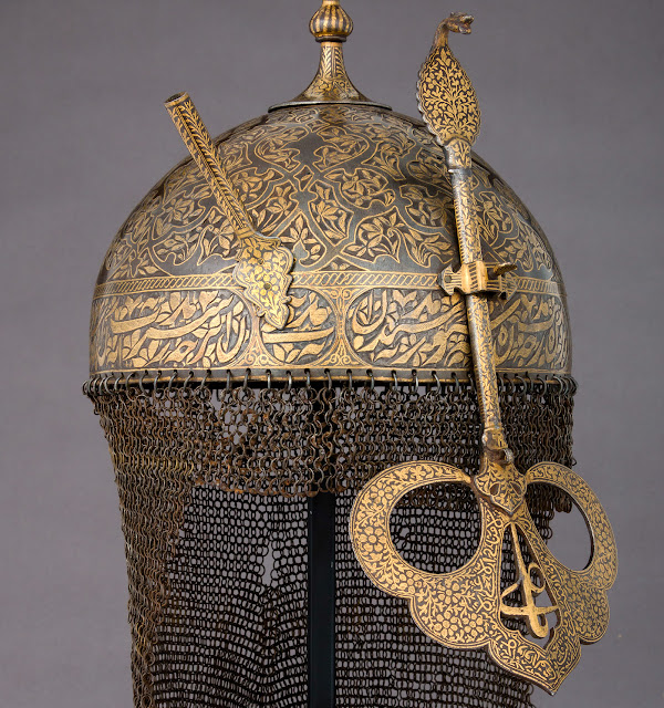 'Power and Piety: Islamic Talismans on the Battlefield' at The Metropolitan Museum of Art