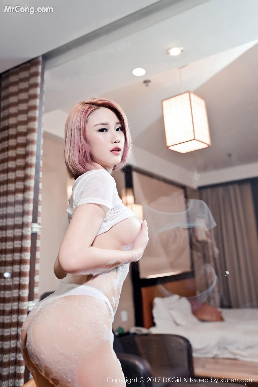 Image DKGirl-Vol.045-Meng-Bao-Er-BoA-MrCong.com-050 in post DKGirl Vol.045: Người mẫu Meng Bao Er (萌宝儿BoA) (56 ảnh)
