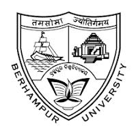 Berhampur University Result 2017