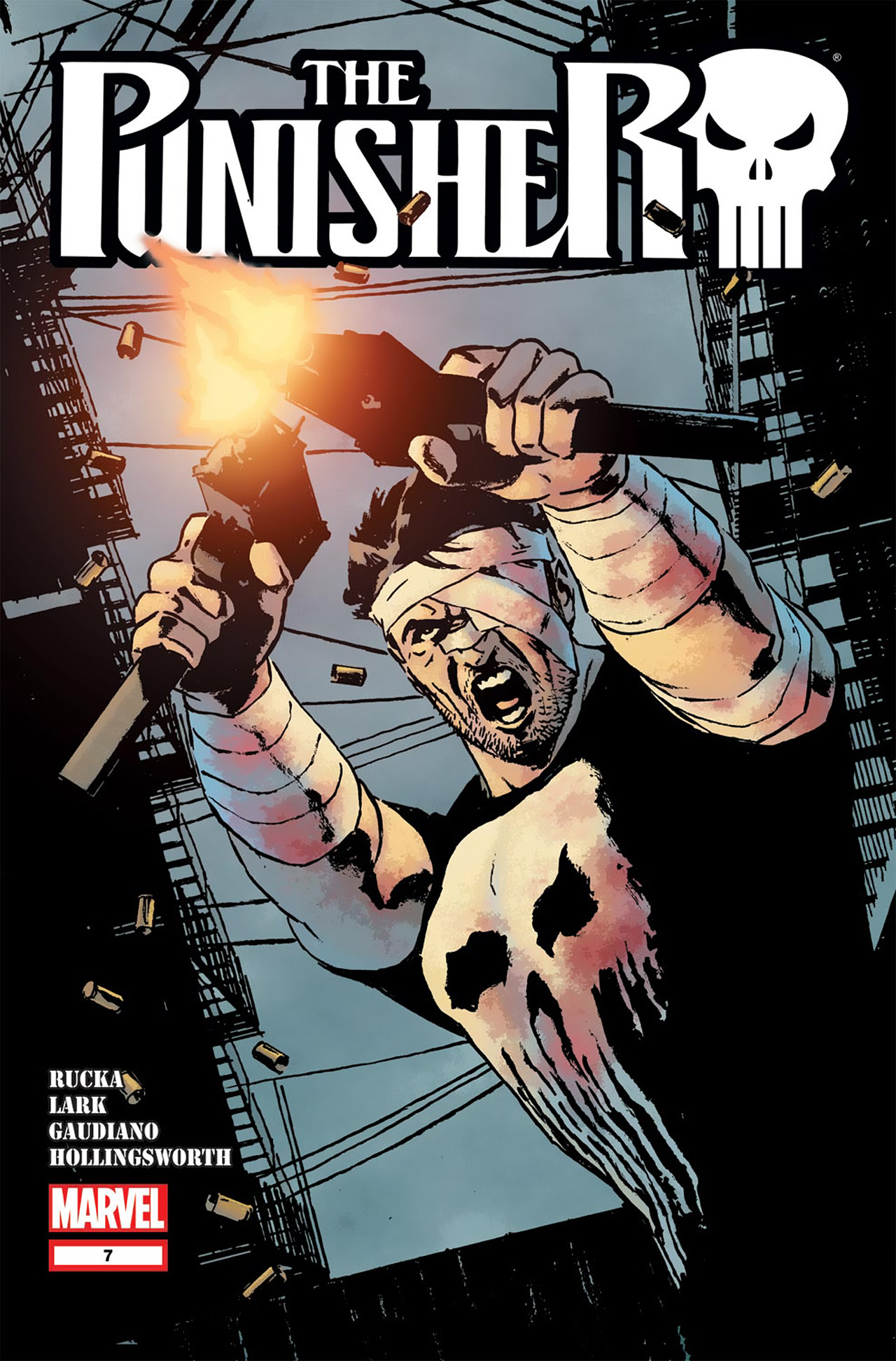 The Punisher (2011) 7 Page 1