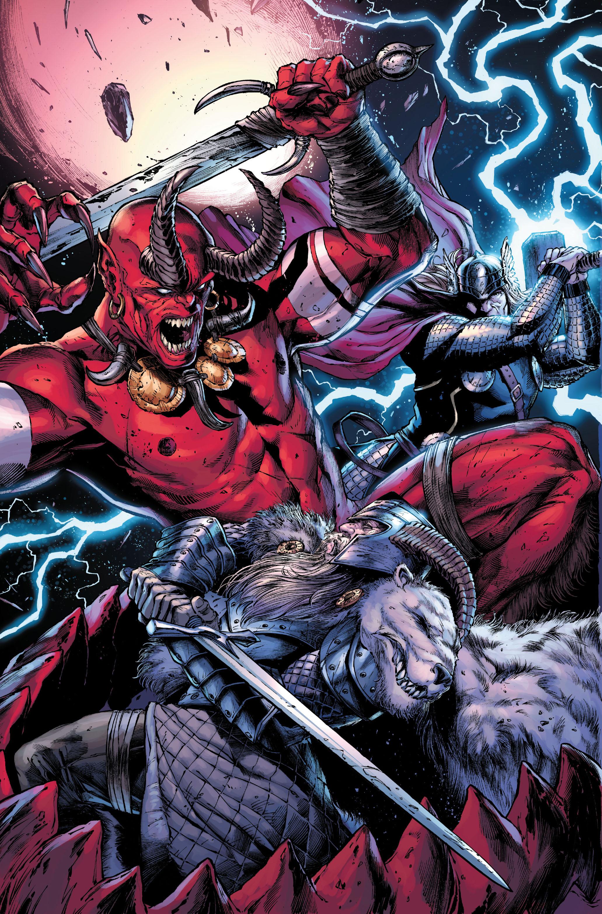 Thor (2007) Issue #8 #8 - English 15
