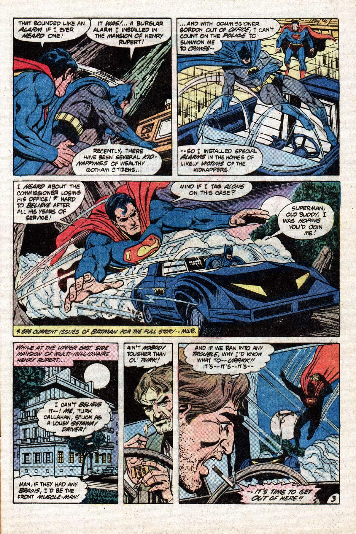 Read online World's Finest Comics comic -  Issue #279 - 5