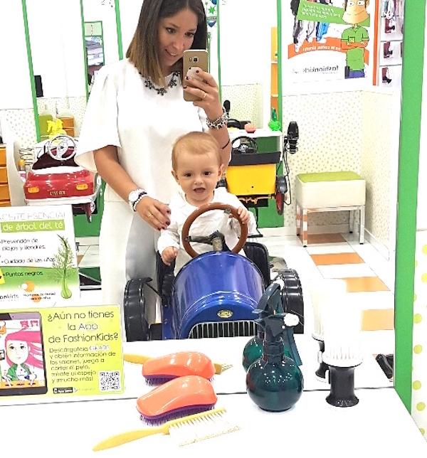peluquería bebes fashion kids itmum
