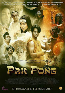 Download Film Pak Pong (2017) WEB-DL