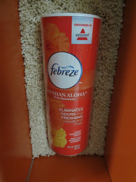 Febreze Carpet Deodorizing Powder