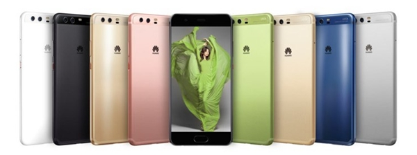 huawei p10 jenis pilihan warna