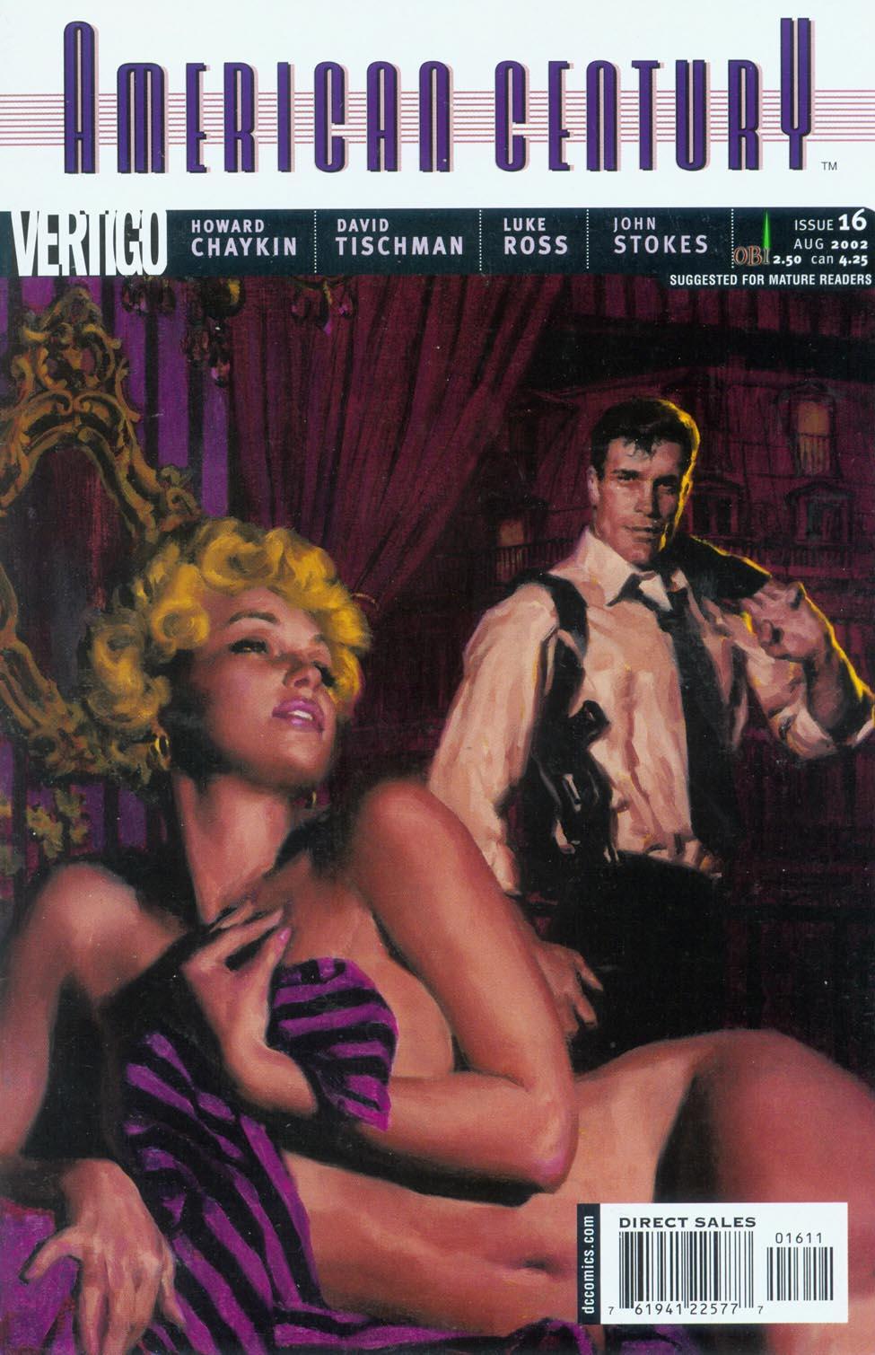 Read online American Century comic -  Issue #16 - 1