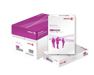 OFFER Excellent quality, Xerox Performer Paper A4 80gsm White 5 Reams £14.07