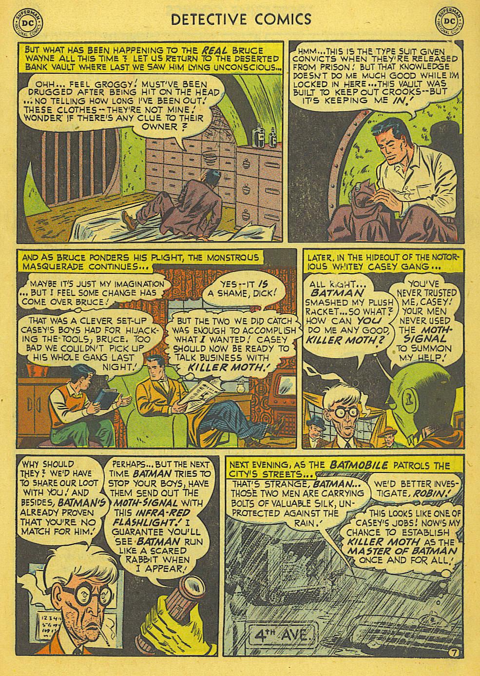 Read online Detective Comics (1937) comic -  Issue #173 - 10