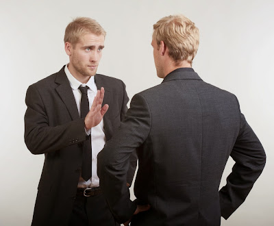 assertive person