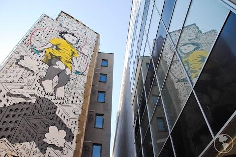 Eslováquia | Um roteiro pela Street Art de Bratislava