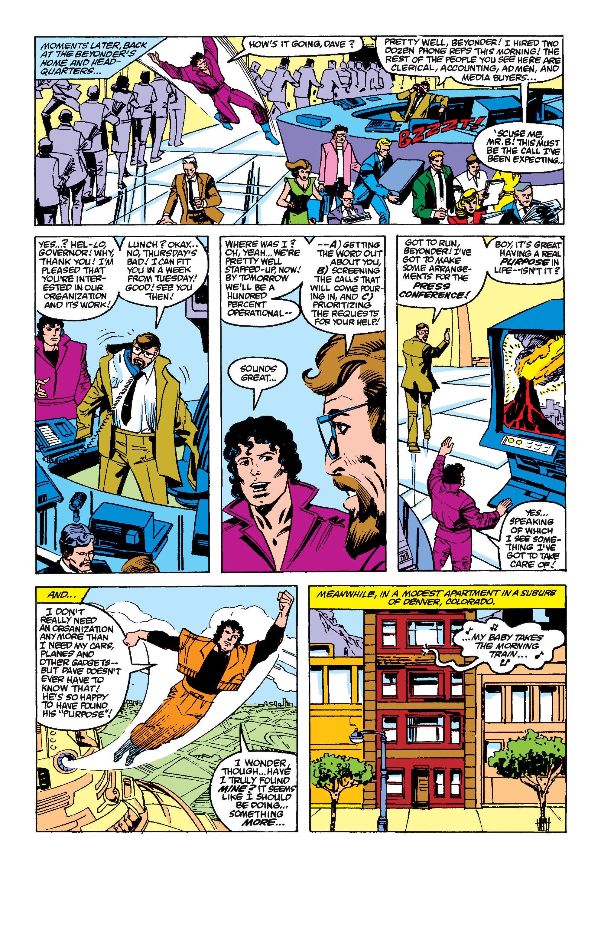 Read online Secret Wars II comic -  Issue #6 - 10