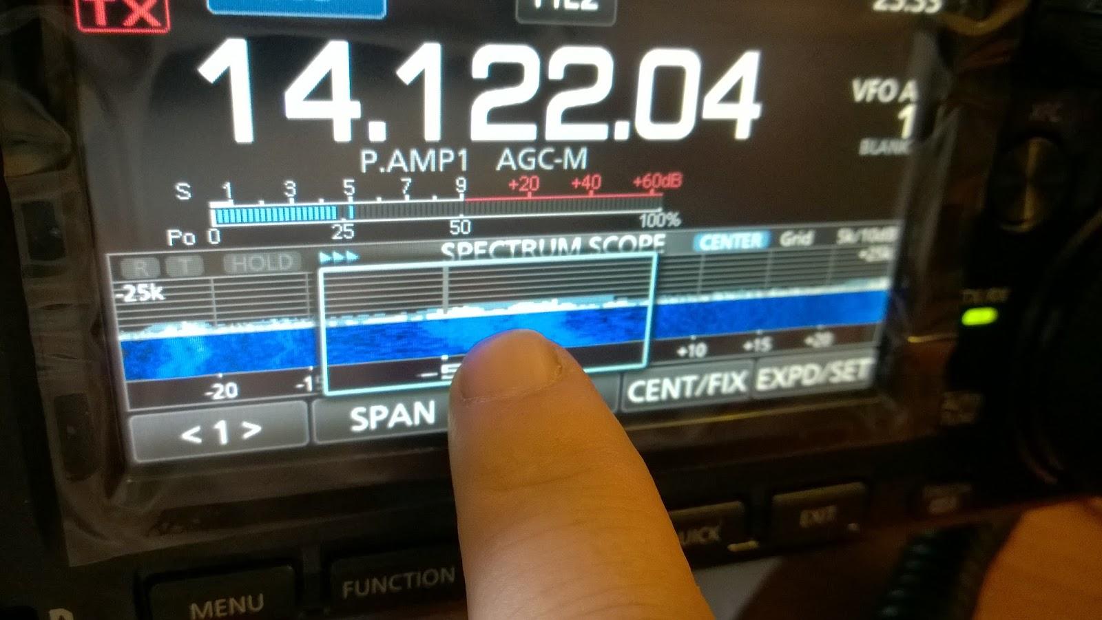Yo3hjv Aprilie 2016 Vk6wia News Broadcast Transceiver Circuits Punerea In Functiune