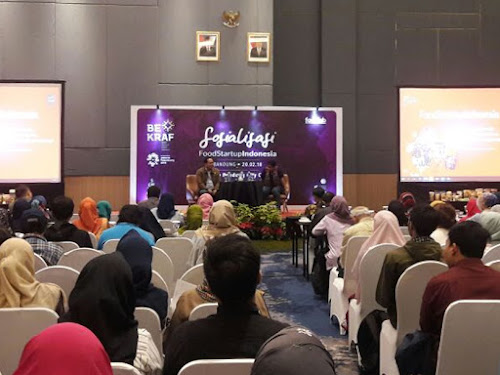 Sosialisasi FSI 2018 Bekraf Bandung