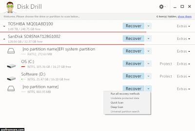 Disk Drill 4.0.521 - 高評價的電腦檔案還原軟體 - 阿榮福利味 - 免費軟體下載