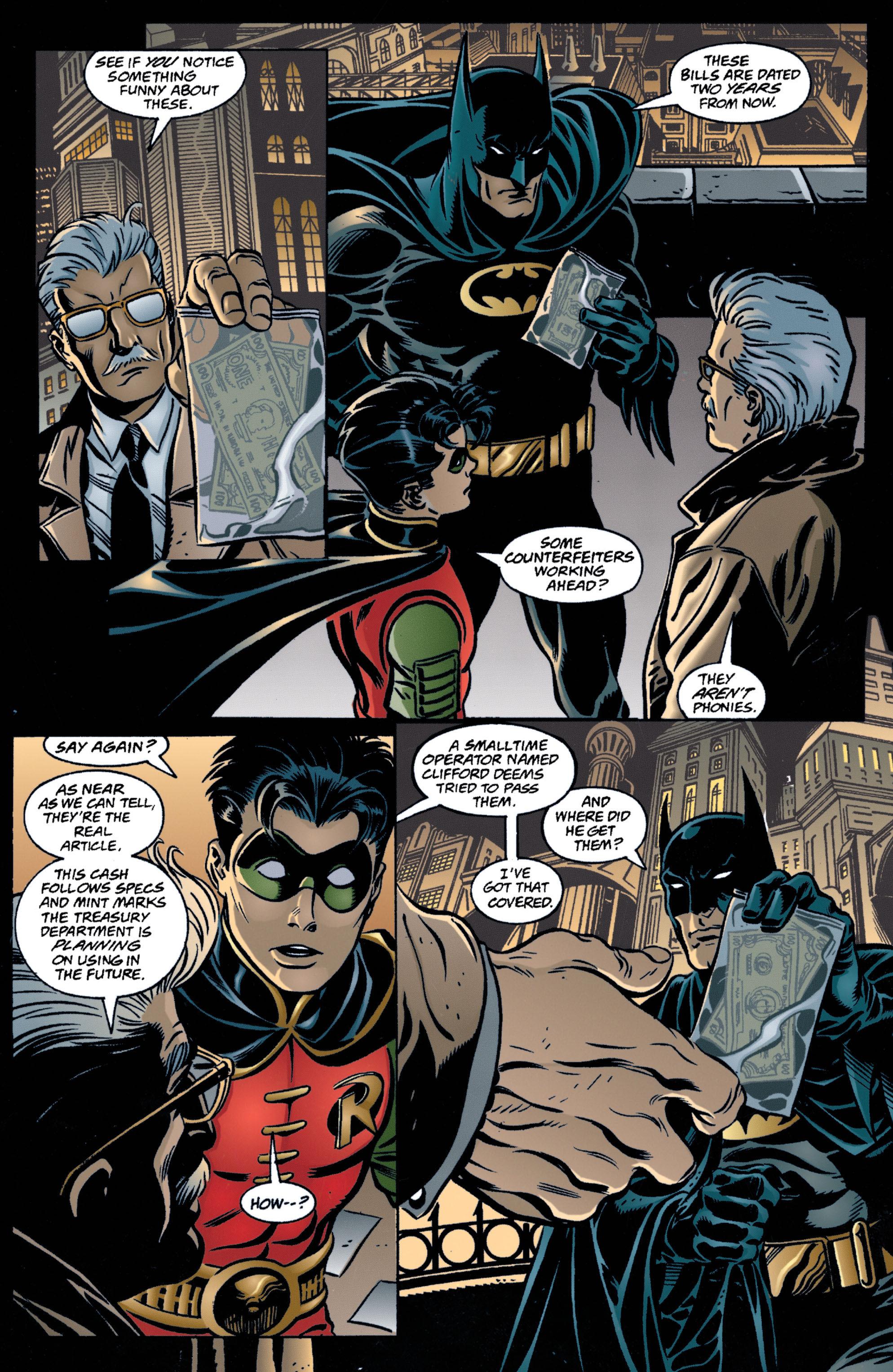 Detective Comics (1937) 714 Page 16