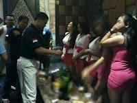 Joged Kafe dan THM Planet Kafe Digerebek BNN Bali, 1 Wanita Tak Bisa Kencing Tapi Ngaku Begini !