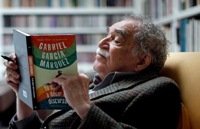 Gabriel García Márquez, Ortografía, El Club de los Libros Perdidos,