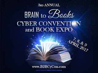 Welcome to the Cyber Convention for Authors/Readers and Everyone Else