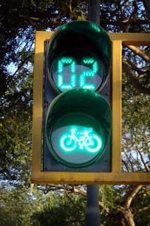 Vihreä valo vielä kaksi sekuntia