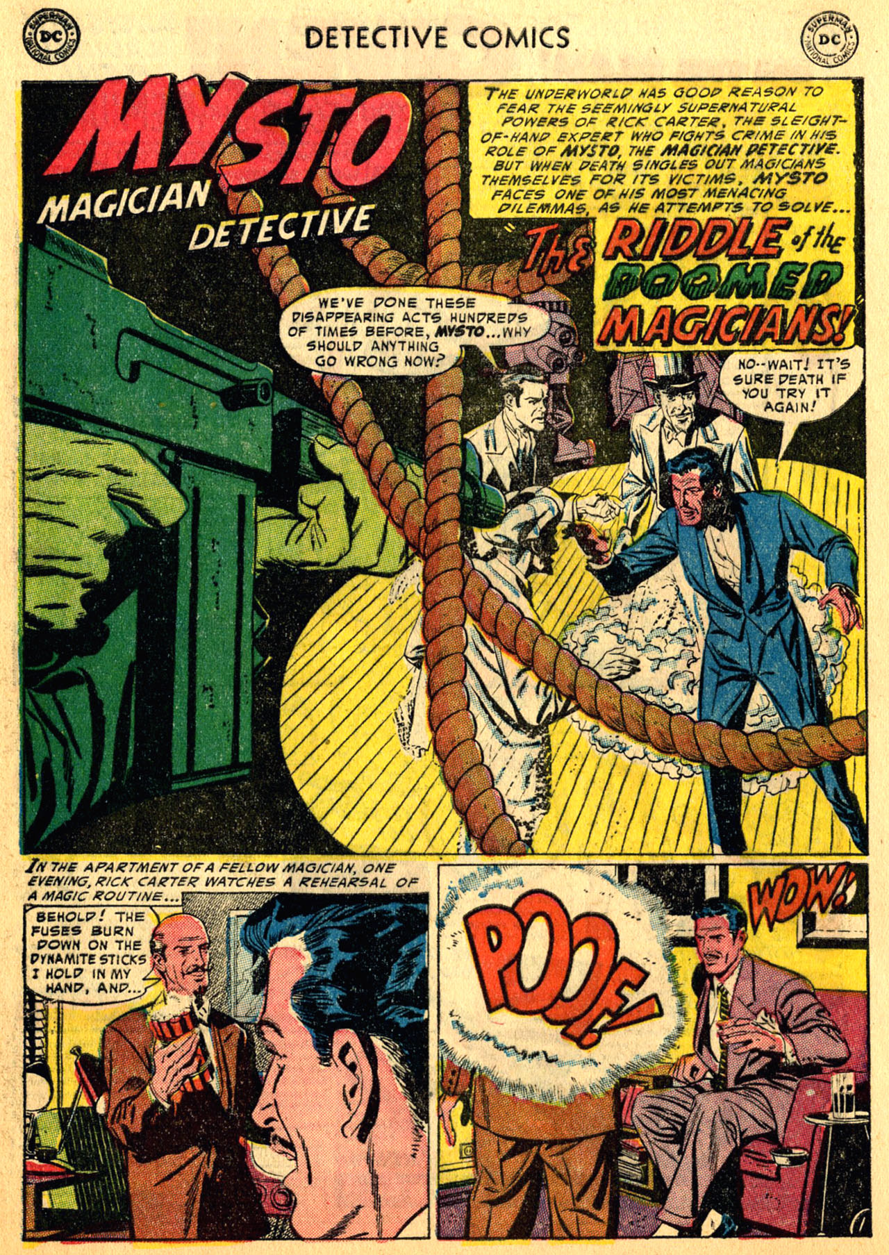 Read online Detective Comics (1937) comic -  Issue #205 - 34