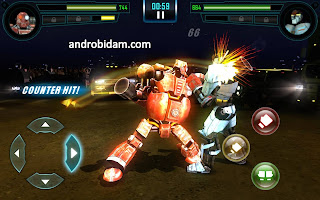 Download Game Android Terbaik Real Steel World Robot Boxing