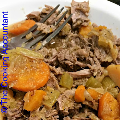 Slow Cooker Roast Beef Comfort Food
