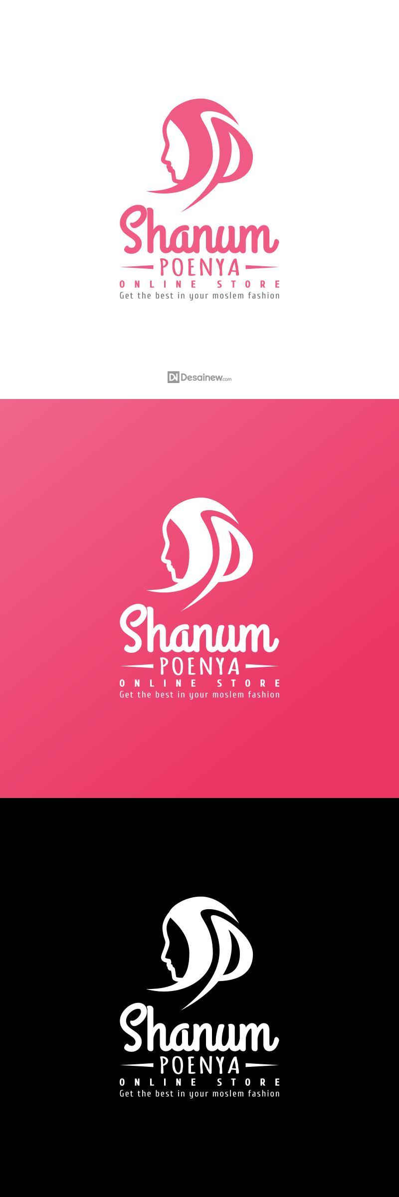 Shanum Poenya Logo Design Project Portfolio Desainew Studio