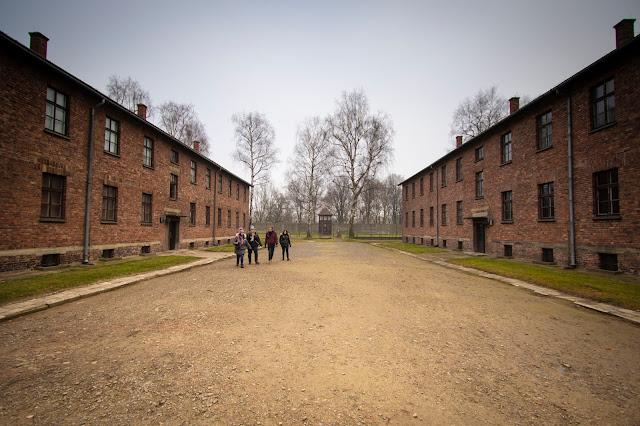 Padiglioni-Campo di concentramento di Auschwitz