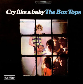 The Box Tops - Cry Like A Baby&Nonstop (1968)