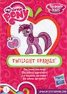 My Little Pony Wave 13 Twilight Sparkle Blind Bag Card