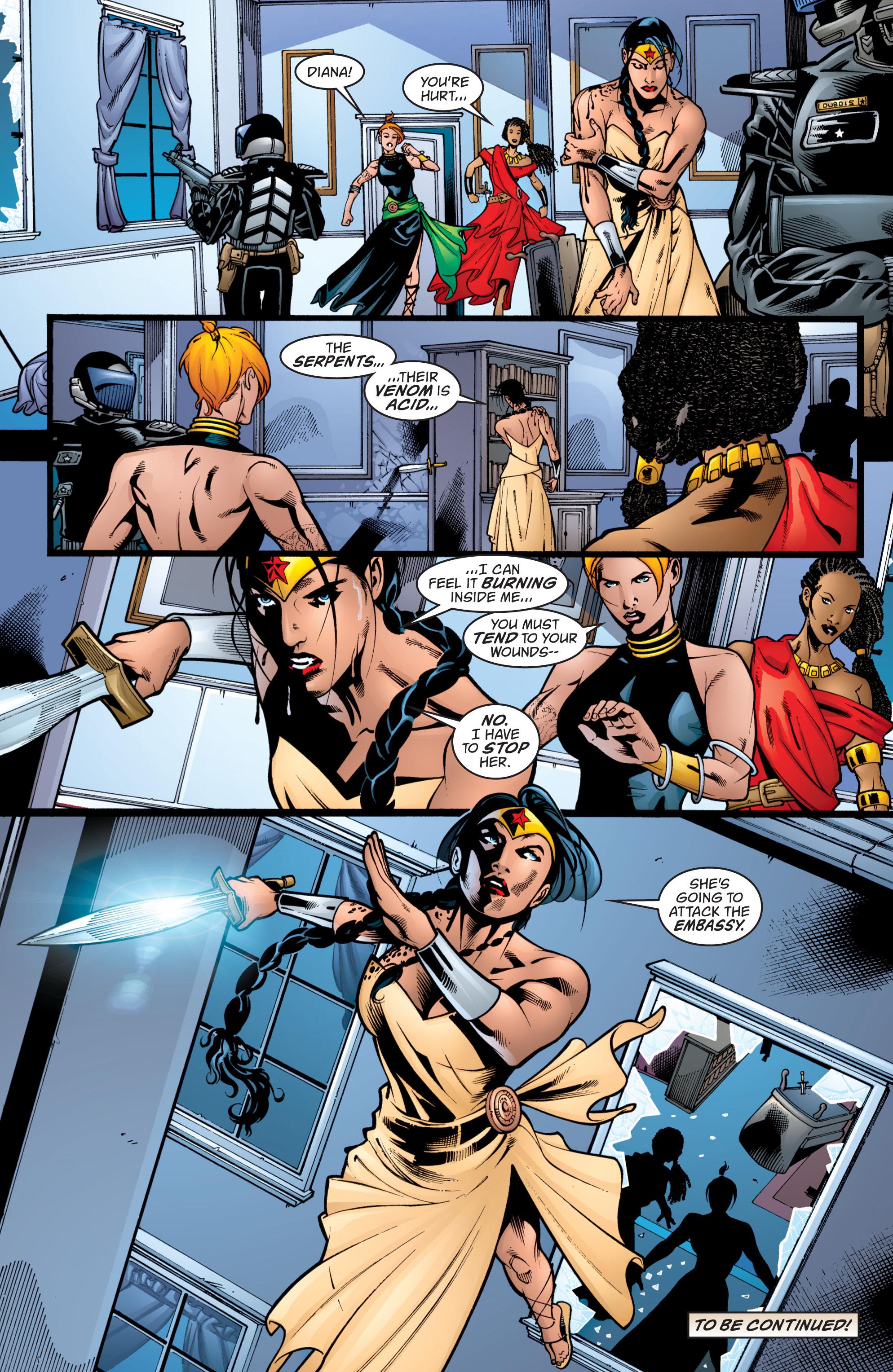 Read online Wonder Woman (1987) comic -  Issue #208 - 23