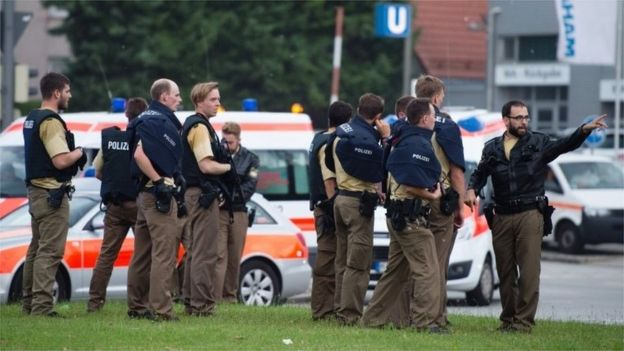 Six killed, others injured as Germany gets their own fair share of terrorists attack.