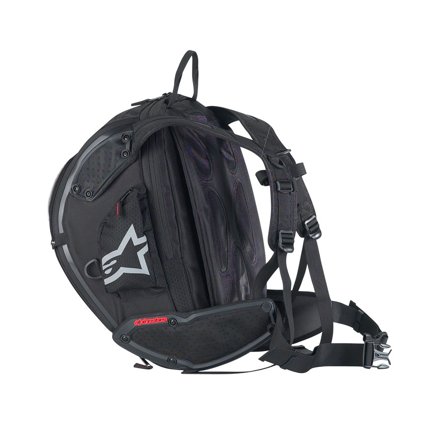 Ah Hong Motorsport Alpinestars Protection Back Pack