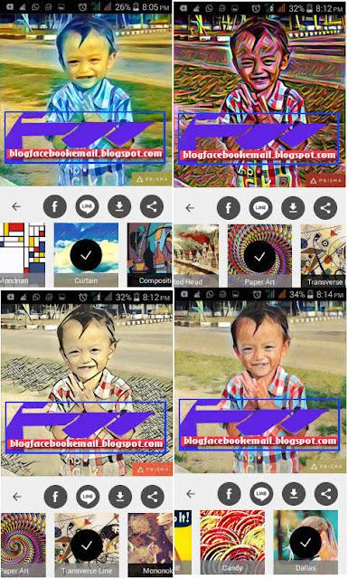Download aplikasi kamera jadi kartun Prisma terbaru