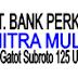 Lowongan Account Officer Kredit di BPR Mitra Mulia Persada - Ungaran
