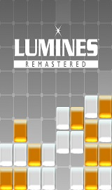 SQ NSwitchDS LuminesRemastered - LUMINES REMASTERED Update v1.04-PLAZA