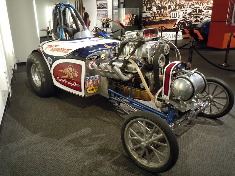 Pure Heaven II dragster