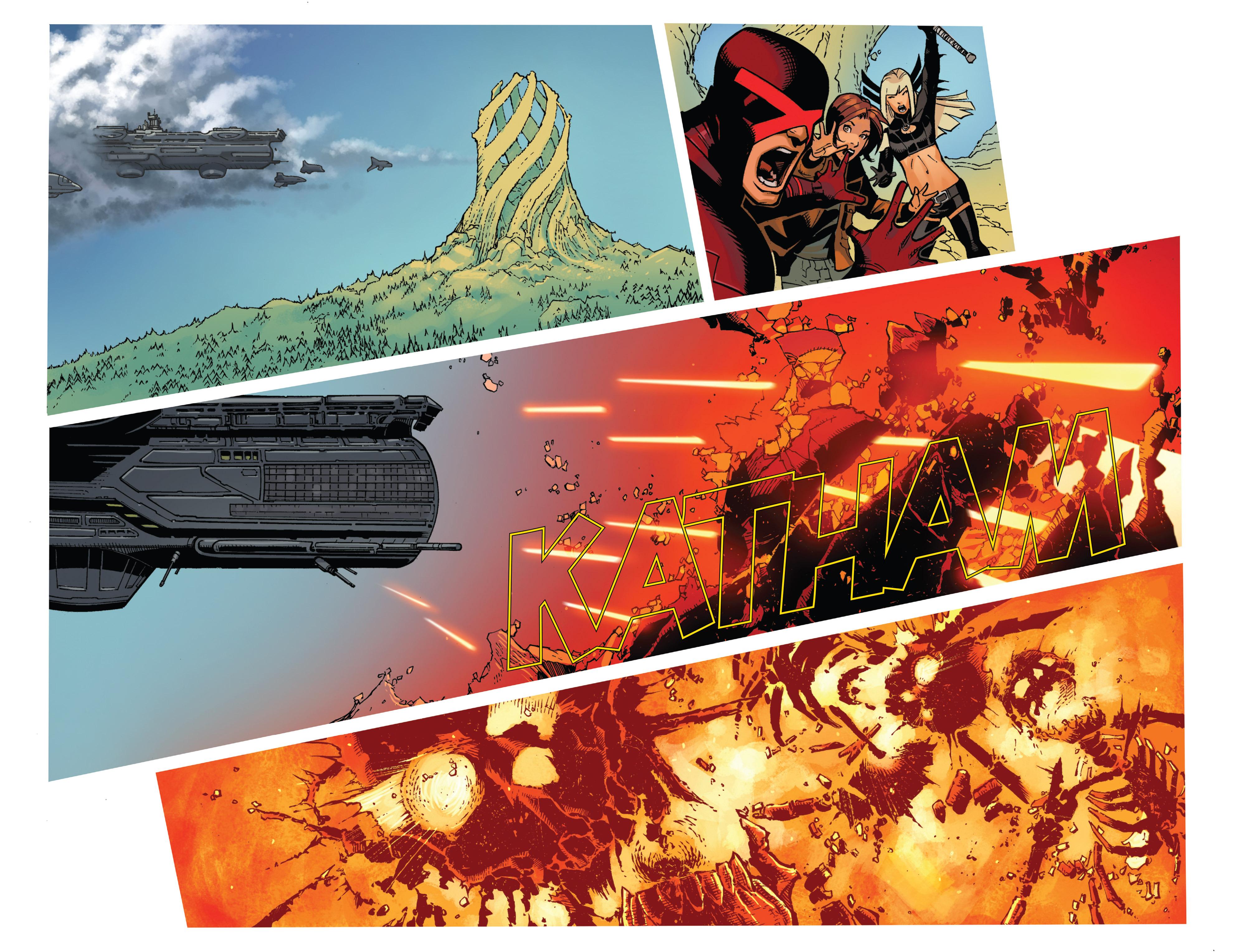 Read online Uncanny X-Men (2013) comic -  Issue # _TPB 5 - The Omega Mutant - 73