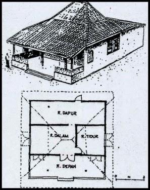 Arsitektur Tradisional Betawi Subekti Imarwoto