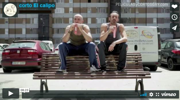 CLIC PARA VER VIDEO El Calipo - Corto - España - 2014
