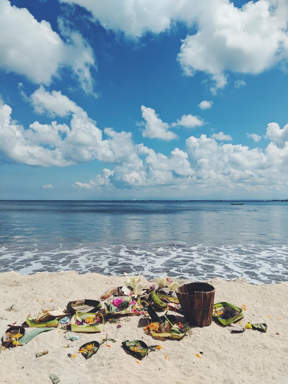 Bali Gedanken. Leben und Tourismus in der realen Taumwelt?