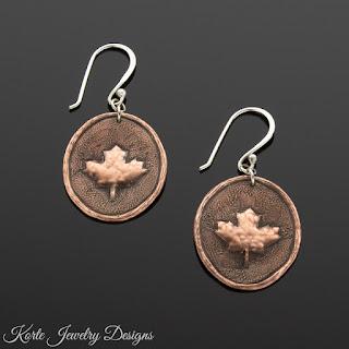 Celebration of Canada Earrings