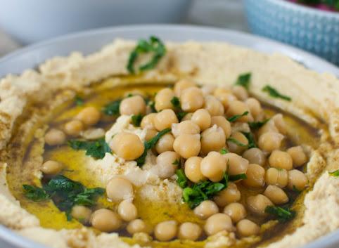Hummus tradycyjny, najlepszy!