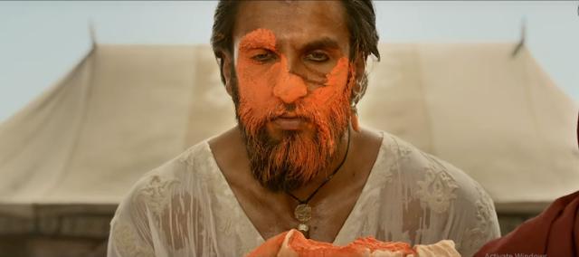 Padmavati Movie Ranveer Singh 1080p Full HD Wallpapers