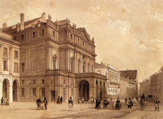 Teatro alla Scala in the 18th century