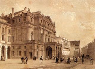 Teatro alla Scala in the 18th century
